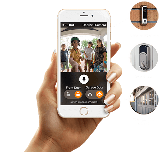 Vivint Sky Doorbell &     Click Image For Larger Version  Name